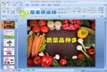 大班科学优秀课件《蔬菜品种多》PPT课件