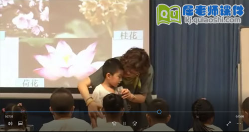 《我的名字克丽桑丝美美菊花》视频1