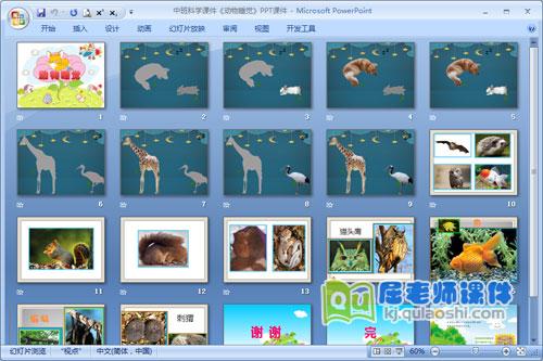 中班科学课件《动物睡觉》PPT课件2