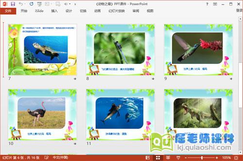大班科学课件《动物之最》PPT课件教案图片4