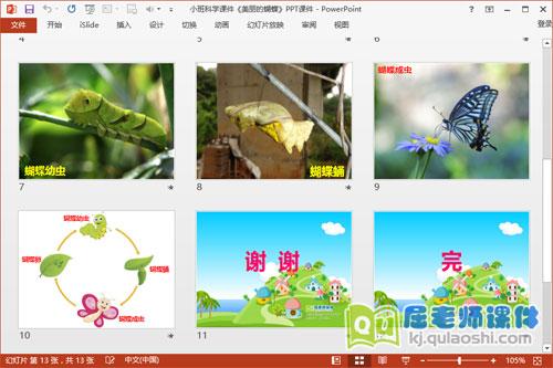 小班科学课件《美丽的蝴蝶》PPT课件3